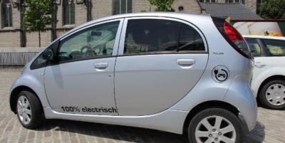 2018 Jaar Van Doorbraak Elektrisch Autodelen Gemeente Voor De